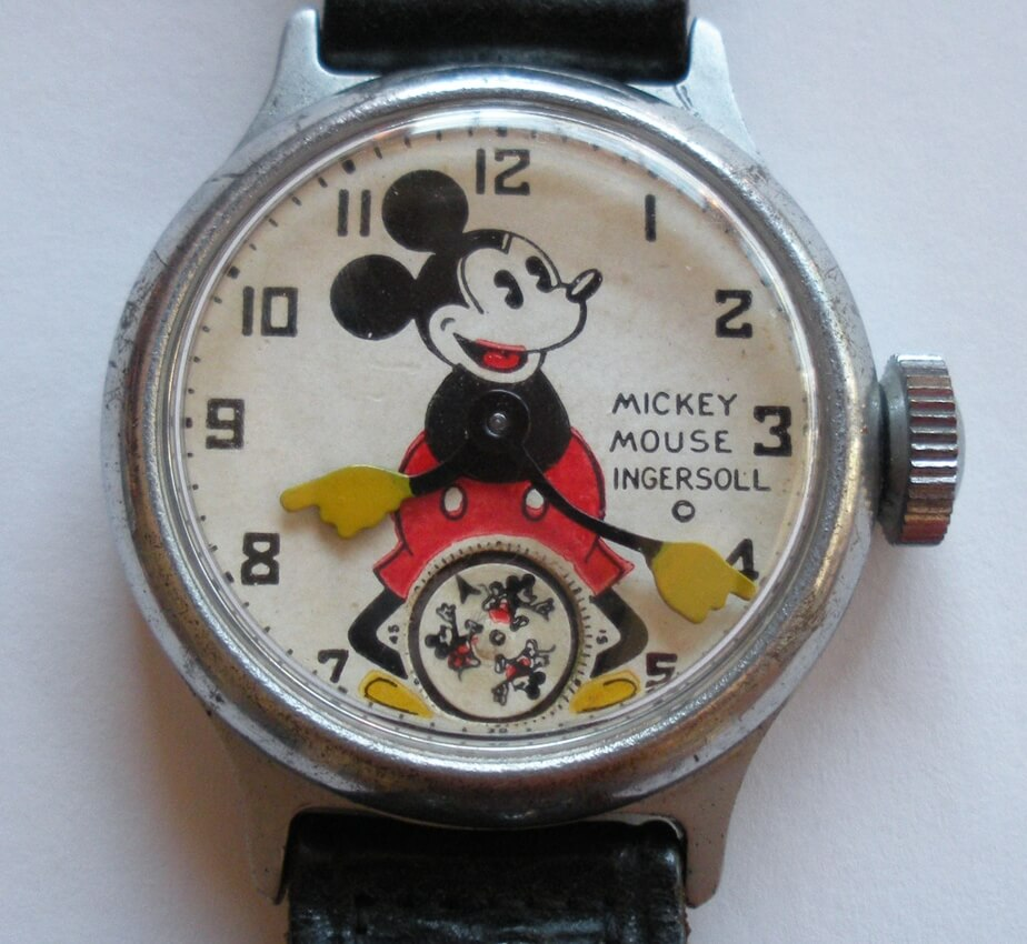 datowanie zegarów Waterbury