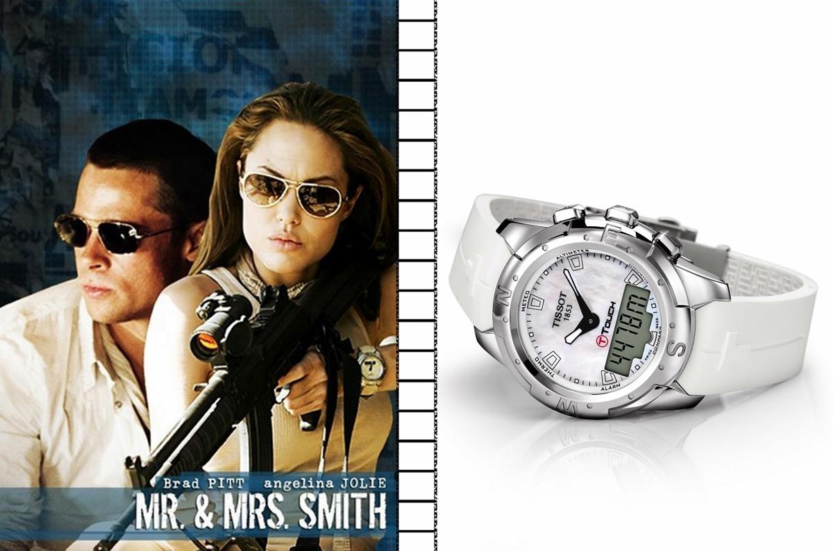zegarki w filmach