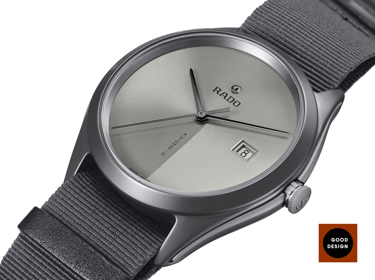 RADO HyperChrome Ultra Light zdobywa 2016 GOOD DESIGN™ Award