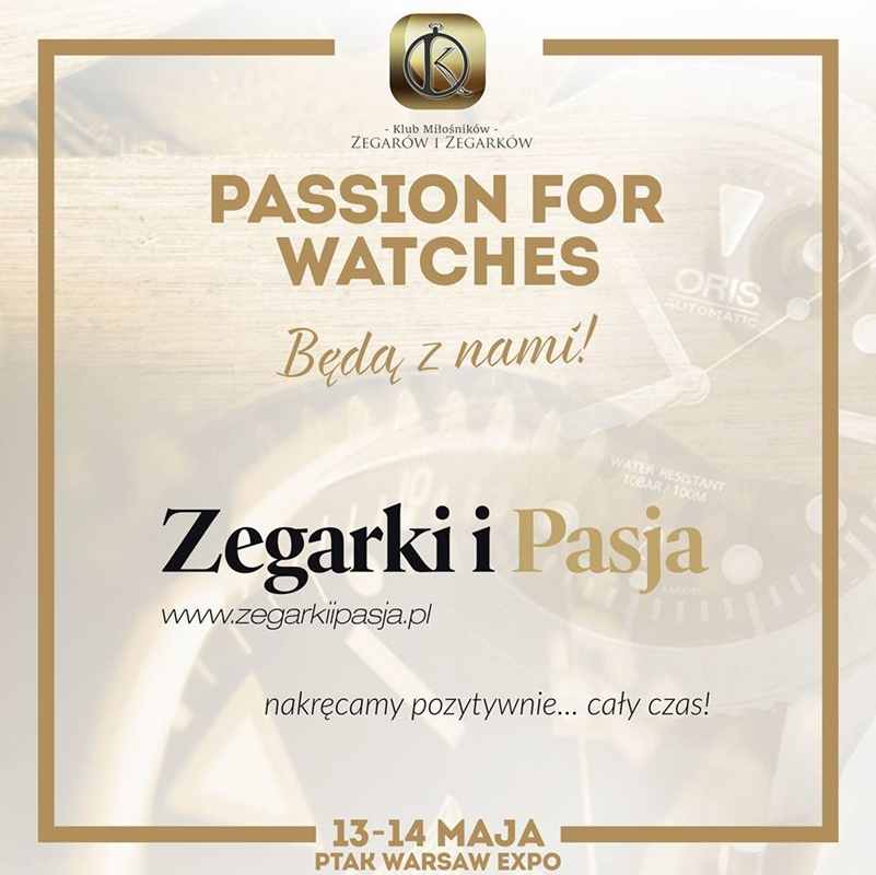 Targi Passion for Watches