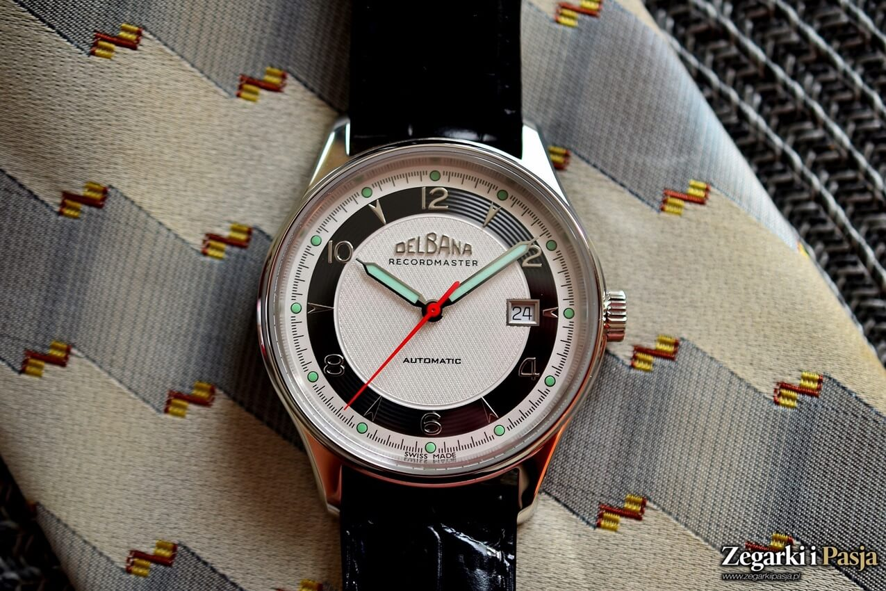 Recenzja: Delbana Recordmaster Automatic Limited Edition