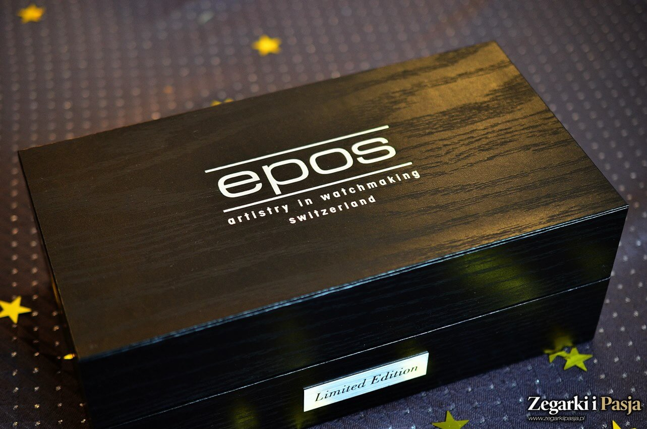 Recenzja: Epos 3501 Limited Edition for Poland