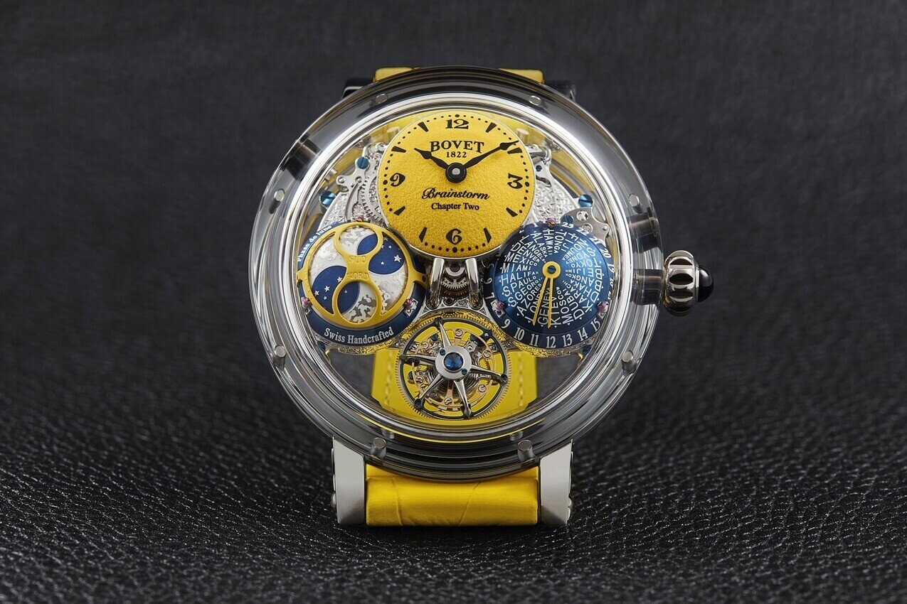 BOVET Récital 26 Brainstorm Chapter Two Sunshine Collection