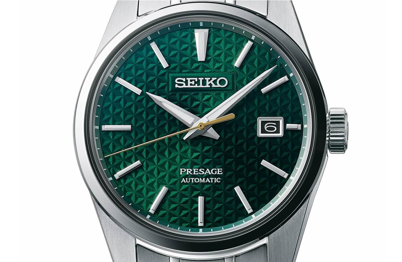 SEIKO Presage Sharp Edged