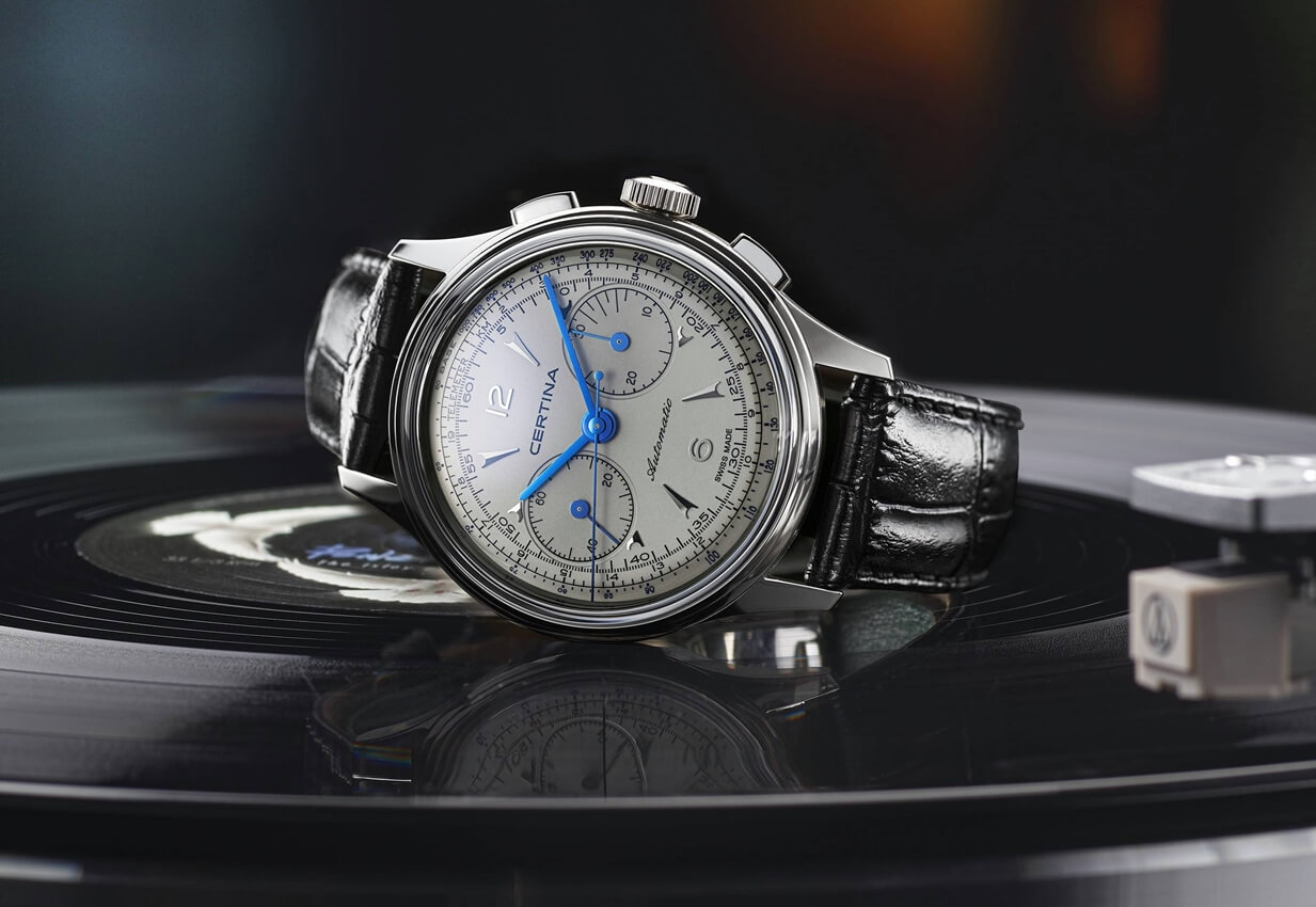 CERTINA DS Chronograph Vintage Automatic