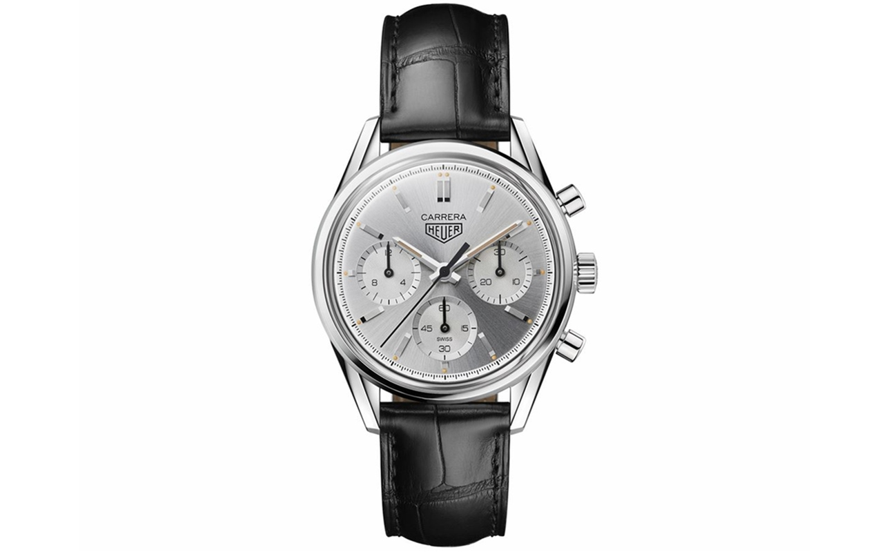TAG Heuer Carrera 160 Years Silver Limited Edition