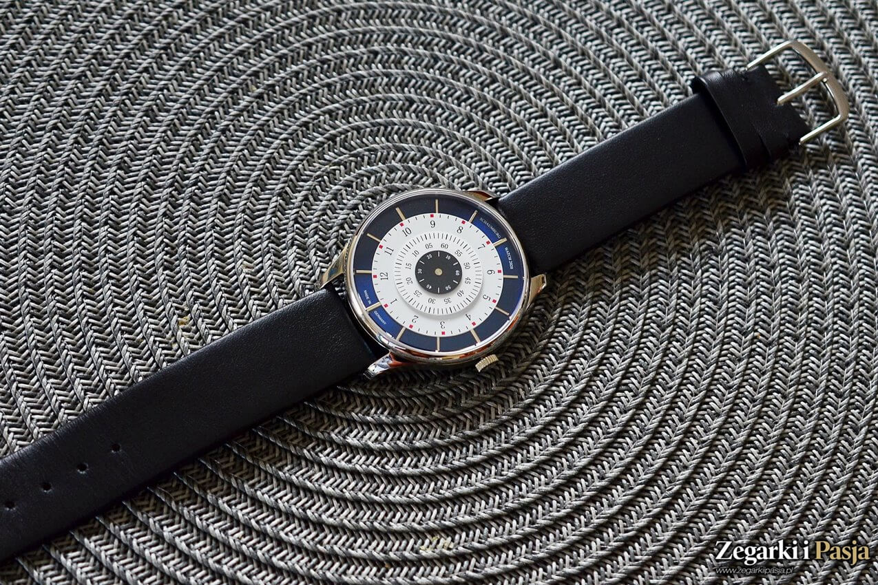 Recenzja: SCHAUMBURG WATCH Classoco Cocktail Blue Lagune