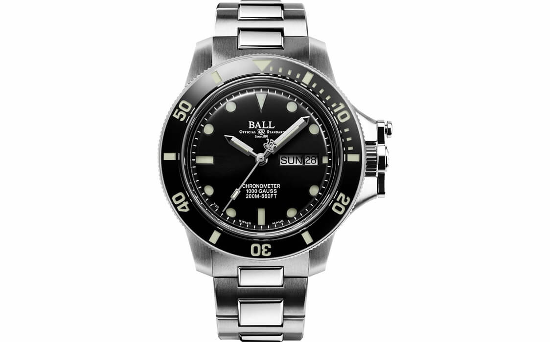 BALL Engineer Hydrocarbon Original Chronometer Automatic