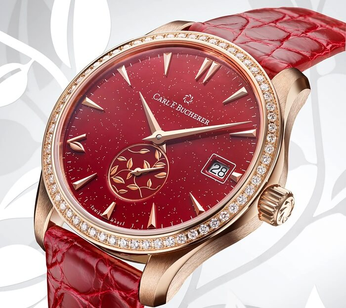 Carl F. Bucherer - Manero AutoDate LOVE