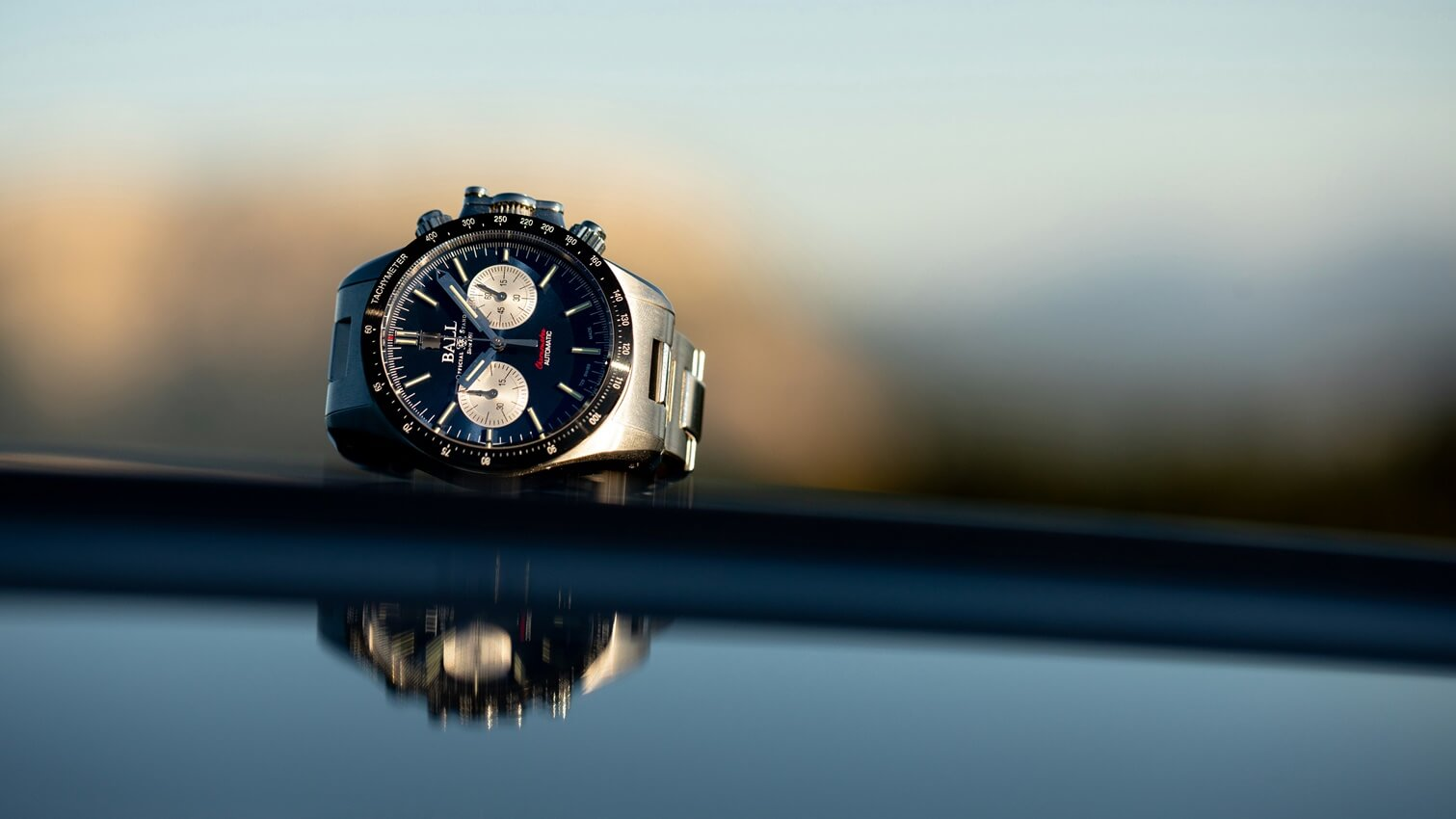 BALL Engineer Hydrocarbon Racer Chronograph