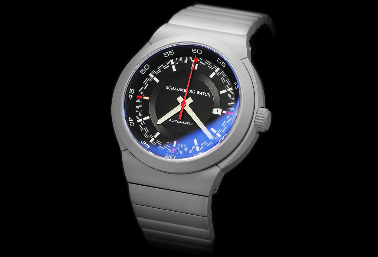Schaumburg Watch - GT-Performance Automatic Titanium