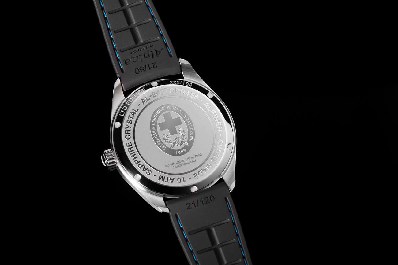 ALPINA Alpiner TOPR Limited Edition