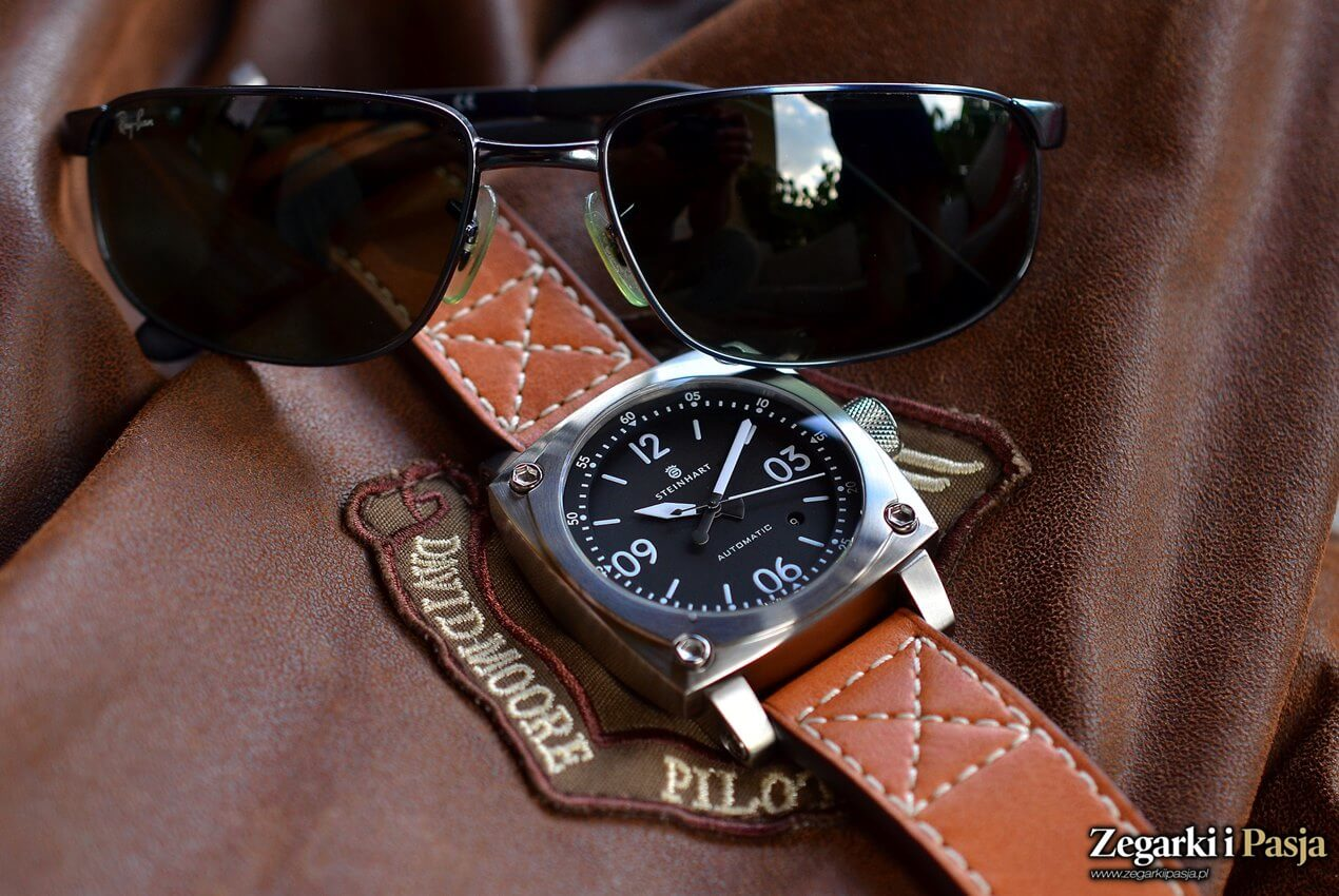 Recenzja: Steinhart Aviation Classic Automatic