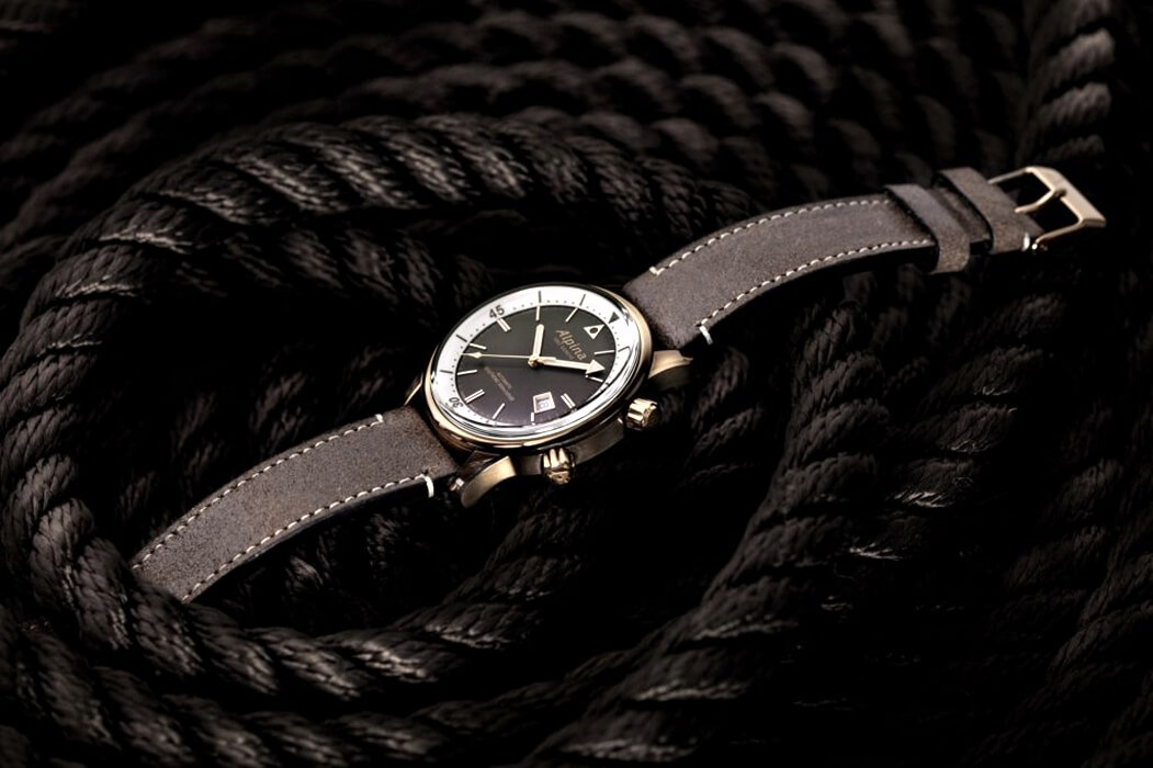 ALPINA Seastrong Diver Heritage Automatic