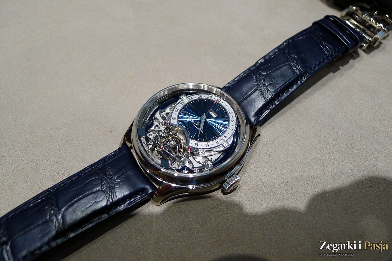 Jaeger-LeCoultre Master Grande Tradition Gyrotourbillon Westminister Perpetuel
