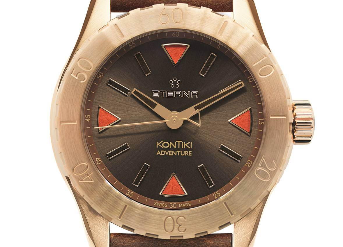 ETERNA KonTiki Adventure Automatic