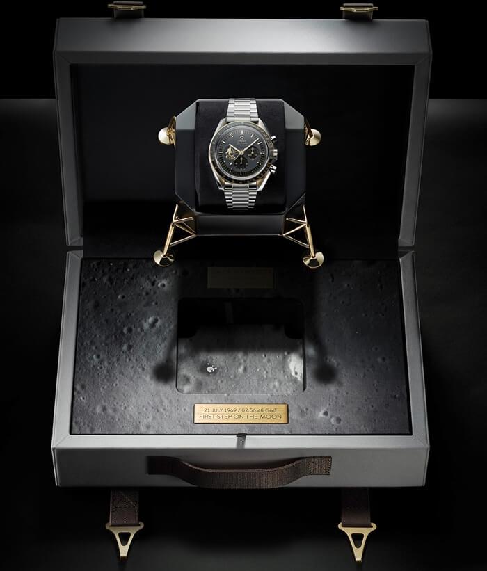 Datowanie zegarków omega według numeru seryjnego