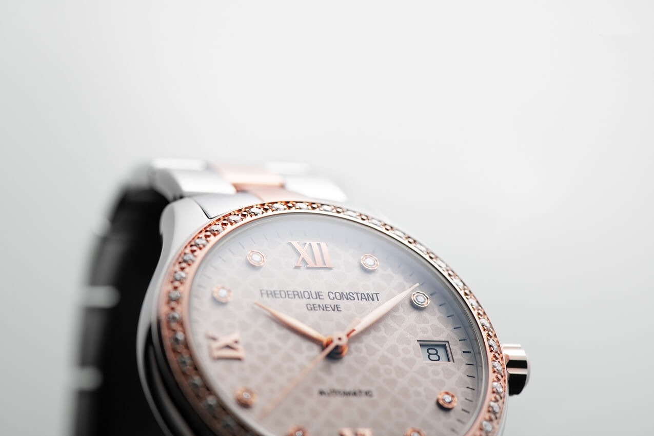 Frederique Constant The New Ladies Automatic - małe wielkie serce