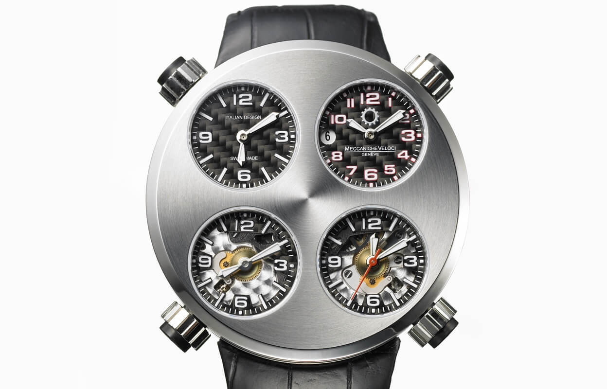 Meccaniche Veloci Geneve – The Icon Mud Trilogy