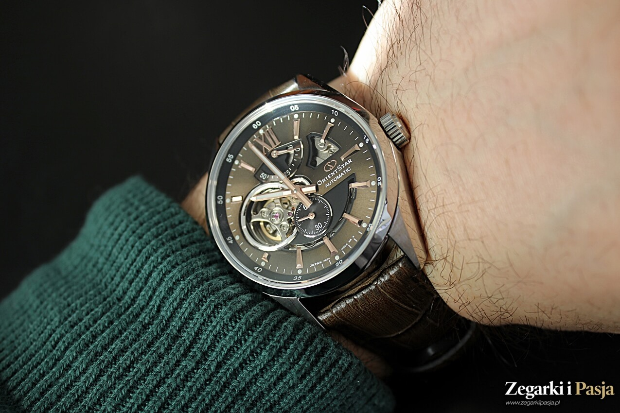 ORIENT STAR – Contemporary Modern Skeleton Automatic (Baselworld 2019, zdjęcia live)