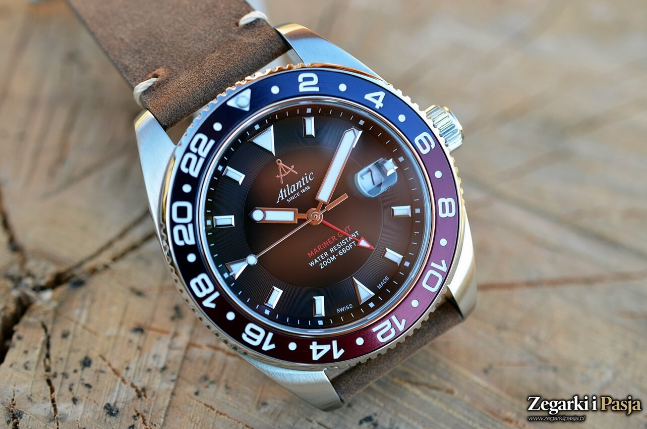 Atlantic Mariner GMT