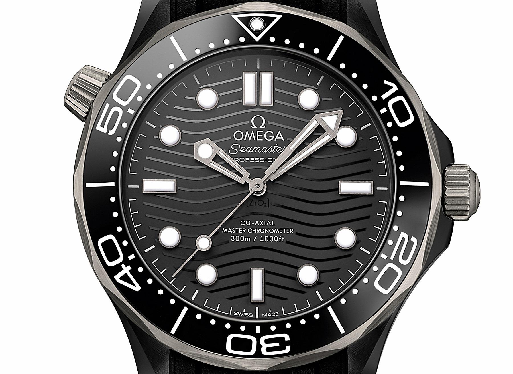 Datowanie zegarków Omega Seamaster Data połączenia z San Antonio