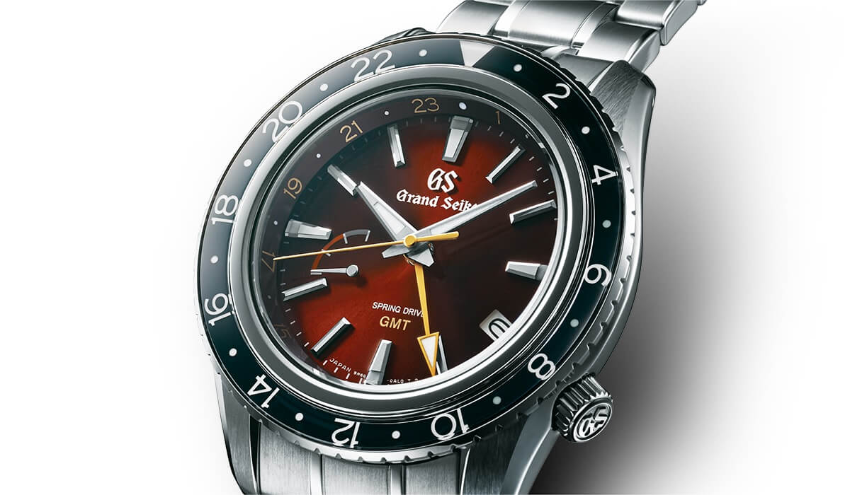 Grand Seiko Sport Collection Spring Drive GMT Limited Edition