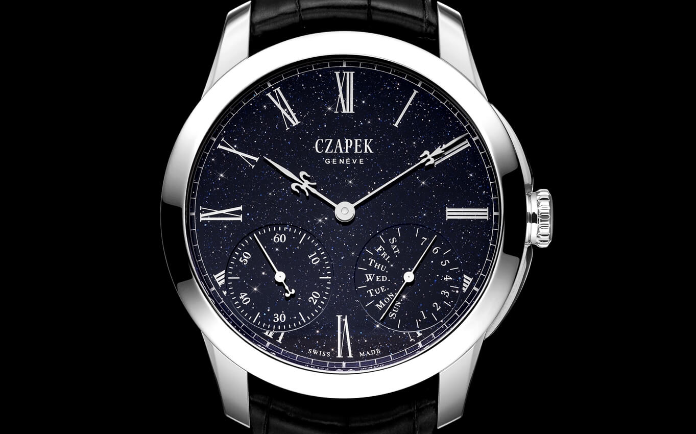 "Czapek Geneve - ""Midnight in Geneva"""