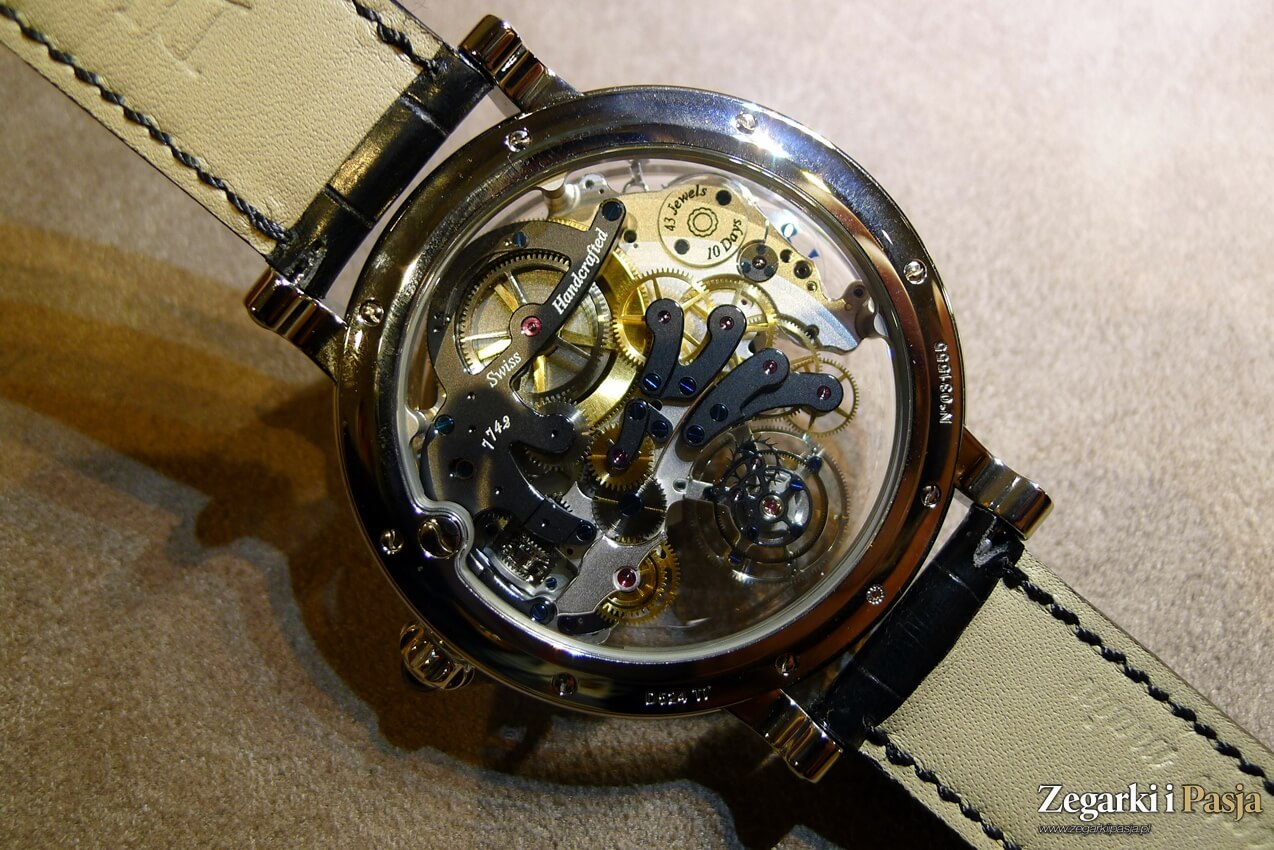 BOVET Récital 26 Brainstorm Chapter One