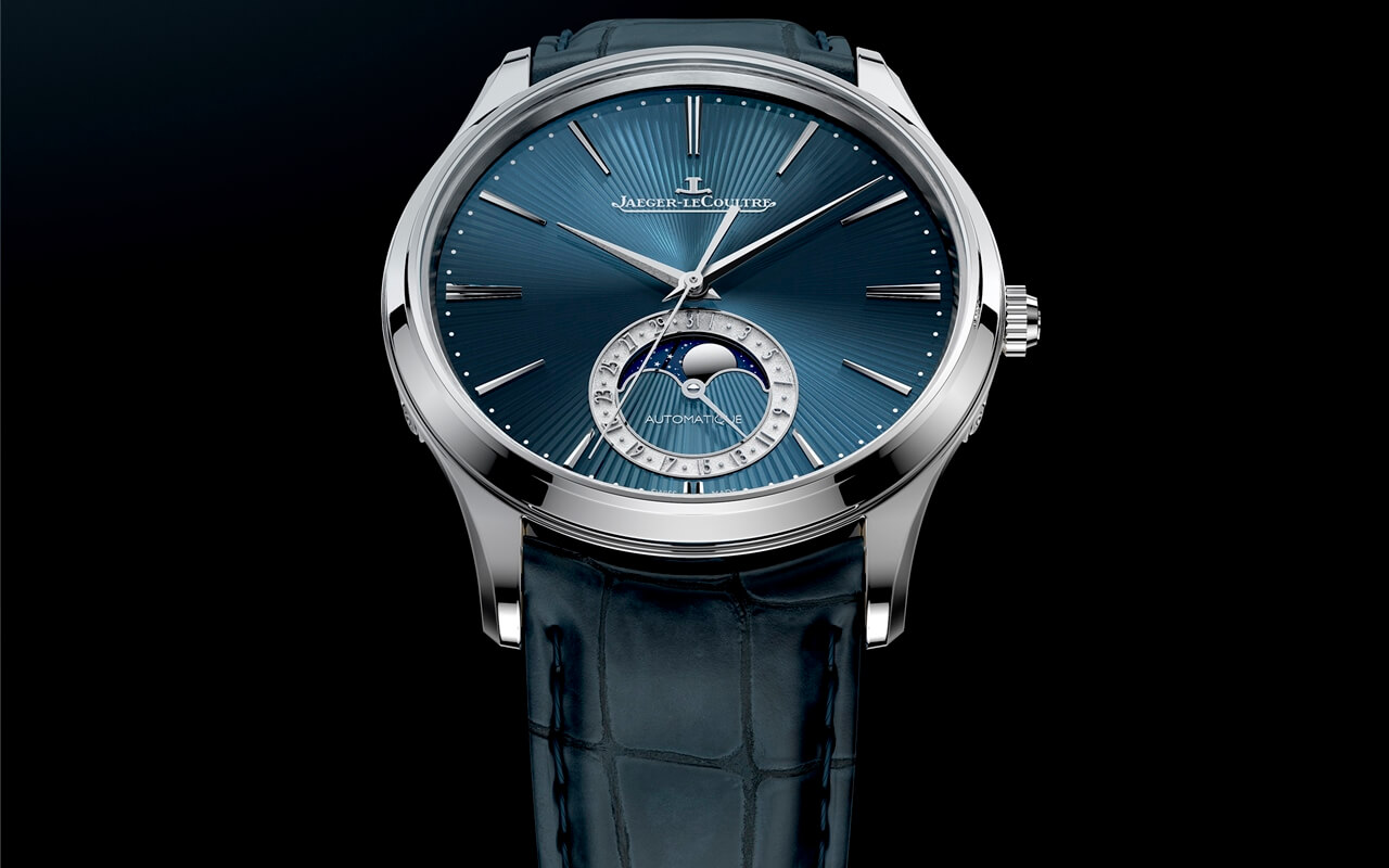 Jaeger-LeCoultre – Master Ultra Thin Moon Enamel (Pre-SIHH 2019)