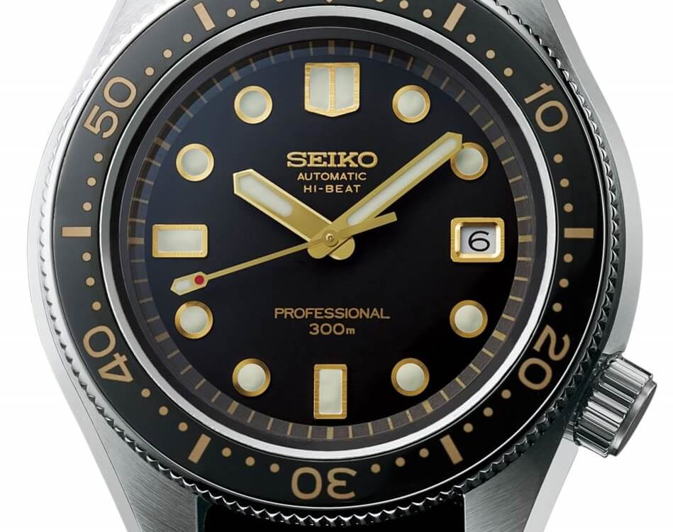 SEIKO - Prospex 1968 Diver's Re-creation (GPHG 2018)