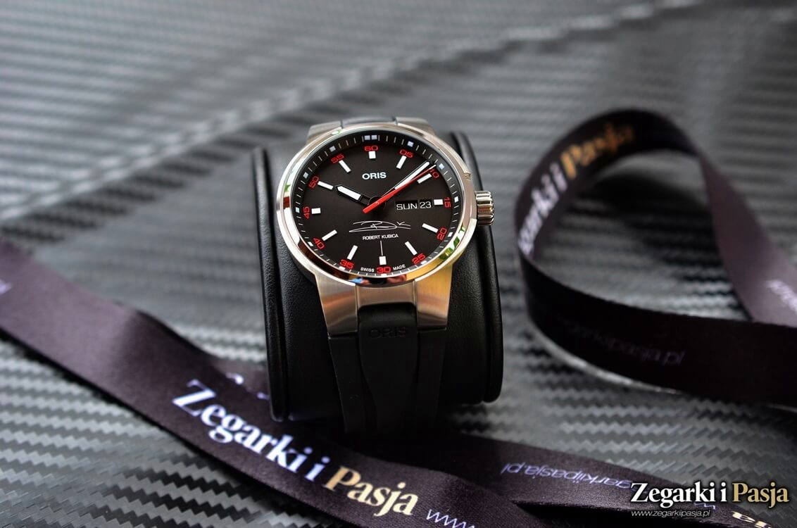Recenzja: ORIS Robert Kubica Limited Edition