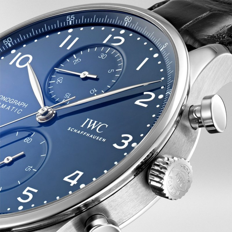 "IWC Portugieser Chronograph Automatic Edition ""150 Years"""