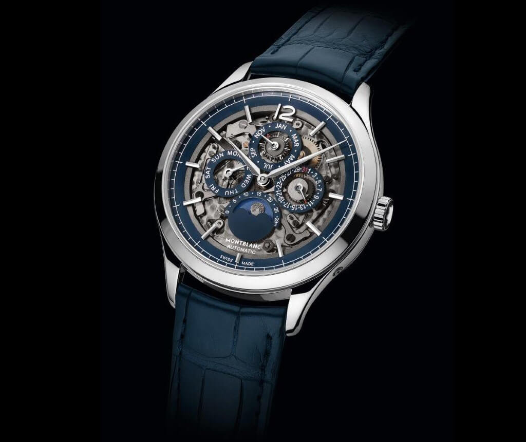 Montblanc Heritage Chronométrie Collection