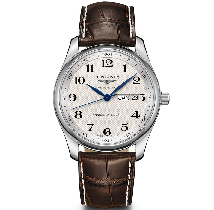 The Longines Master Collection - Annual Calendar