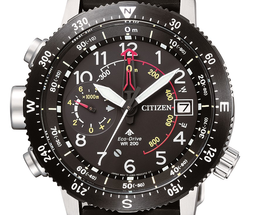 CITIZEN Promaster Eco-Drive Altichron