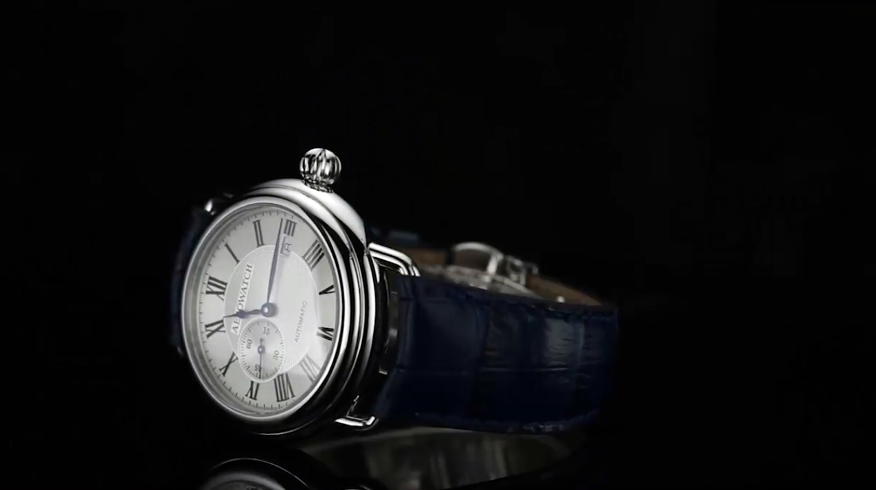 Aerowatch 1942 Collection - Petite Seconde Automatic (Baselworld 2018)