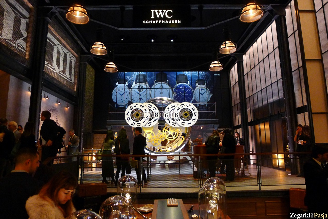 "Przedstawiamy: IWC Portugieser Constant-Force Tourbillon i Perpetual Calendar Tourbillon Editions ""150 years"" (SIHH 2018, zdjęcia live)"