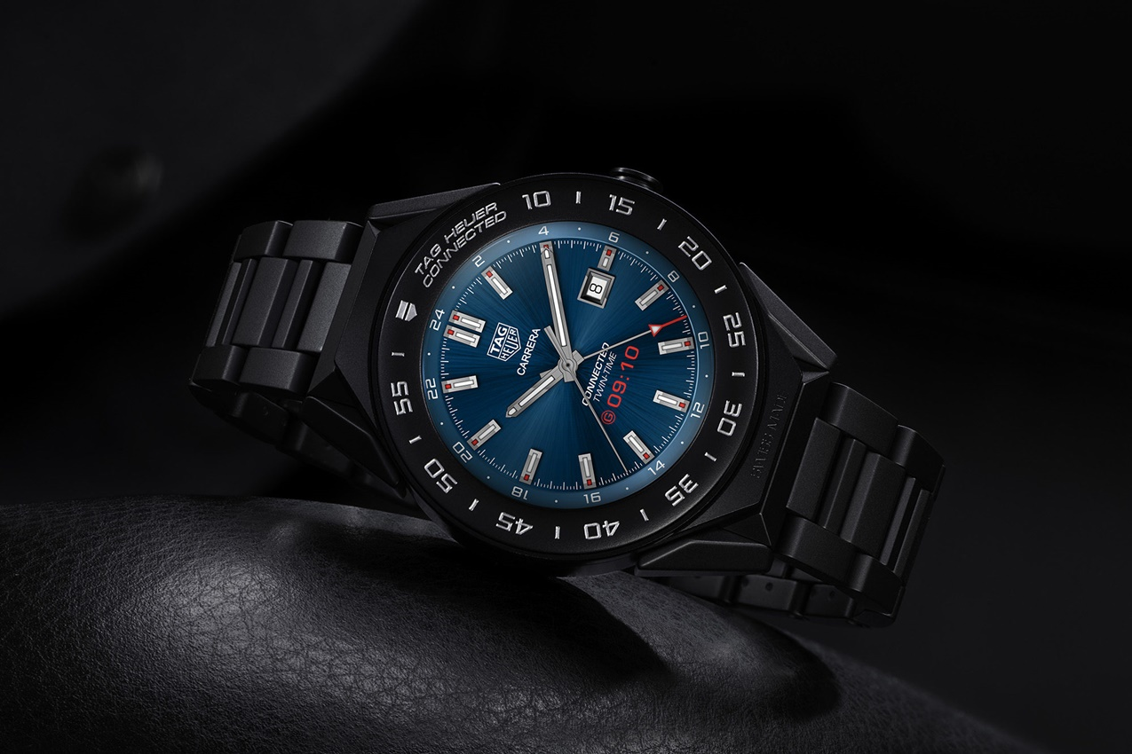 TAG Heuer Link 41 Automatic oraz Connected Modular 41 i 45
