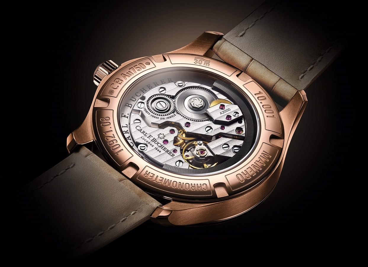 Carl F. Bucherer - Manero Peripheral (43 mm)