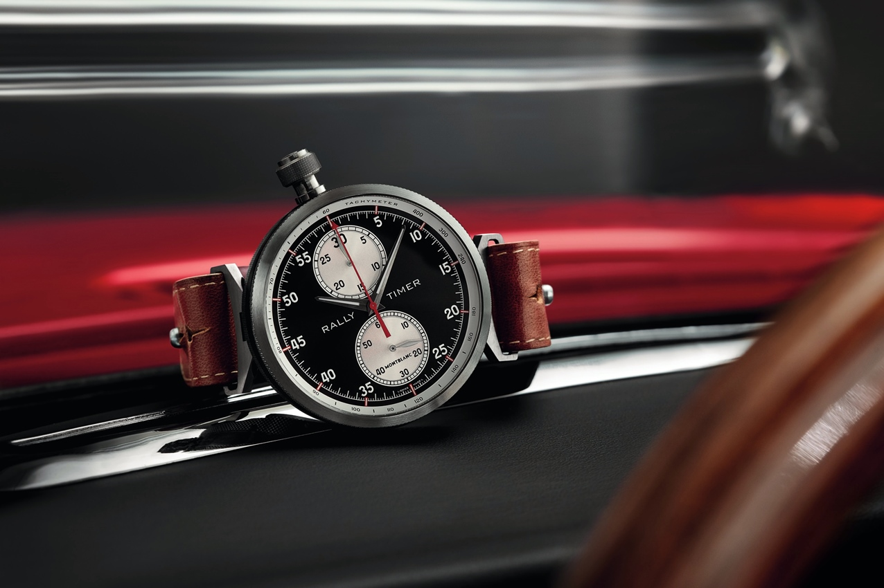 Przedstawiamy: MONTBLANC TimeWalker Manufacture Chronograph i Rally Timer Chronograph (SIHH 2018 – zdjęcia live)