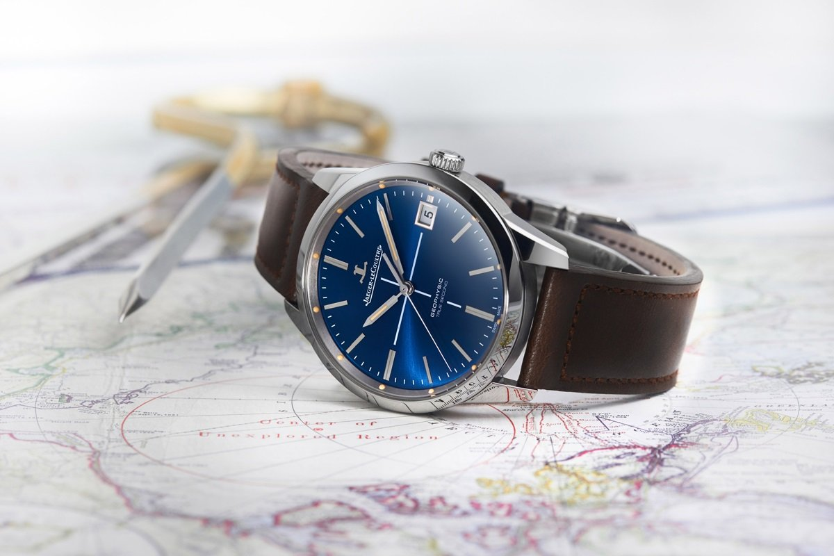 Jaeger-LeCoultre prezentuje… Geophysic True Second Limited Edition