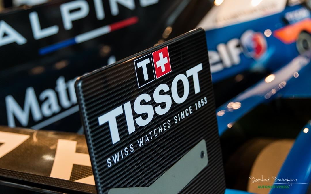 Tissot V8 Chronograph Alpine Special Edition 2017 Zegarkiipasja Pl