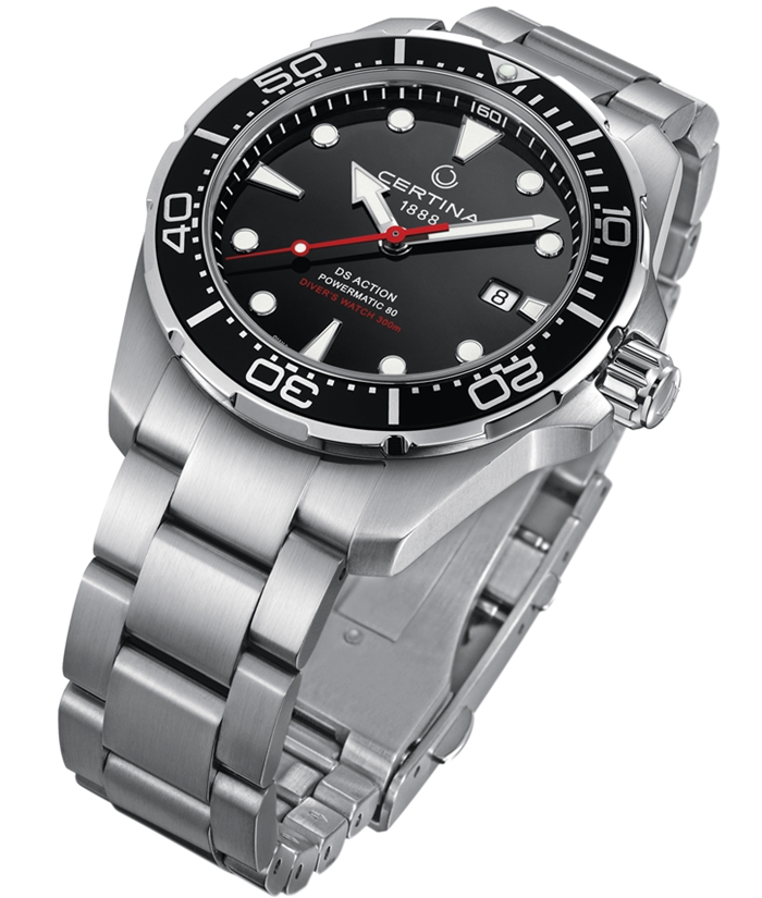 CERTINA DS Action Powermatic 80 Diver's Watch