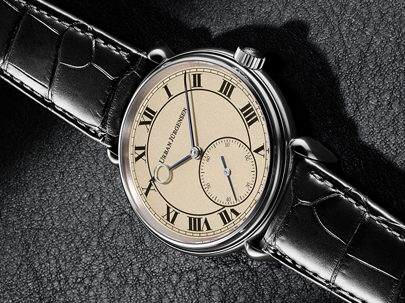 Urban Jürgensen - Reference 1142 Grenage Dial Small Second