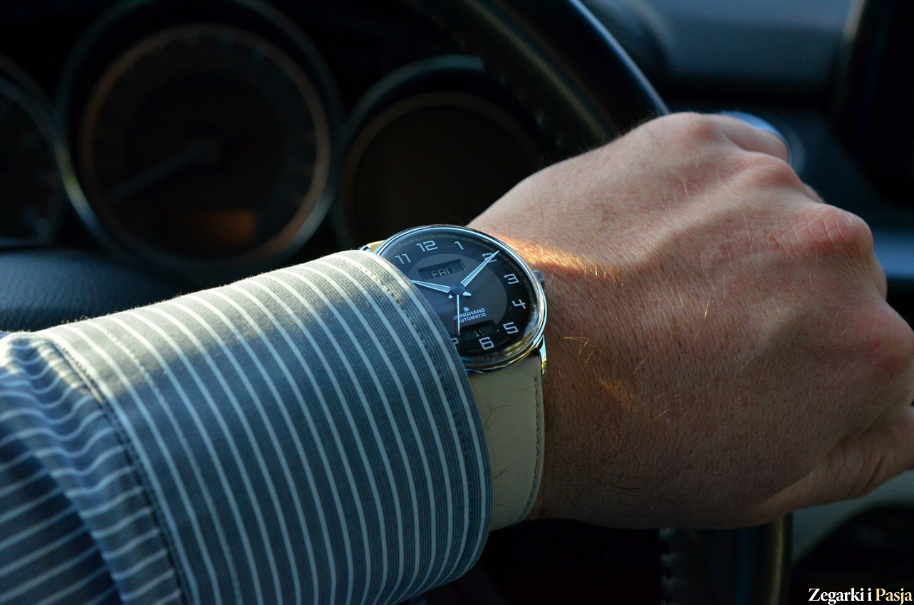 Recenzja: JUNGHANS Meister Driver Day-Date Automatic