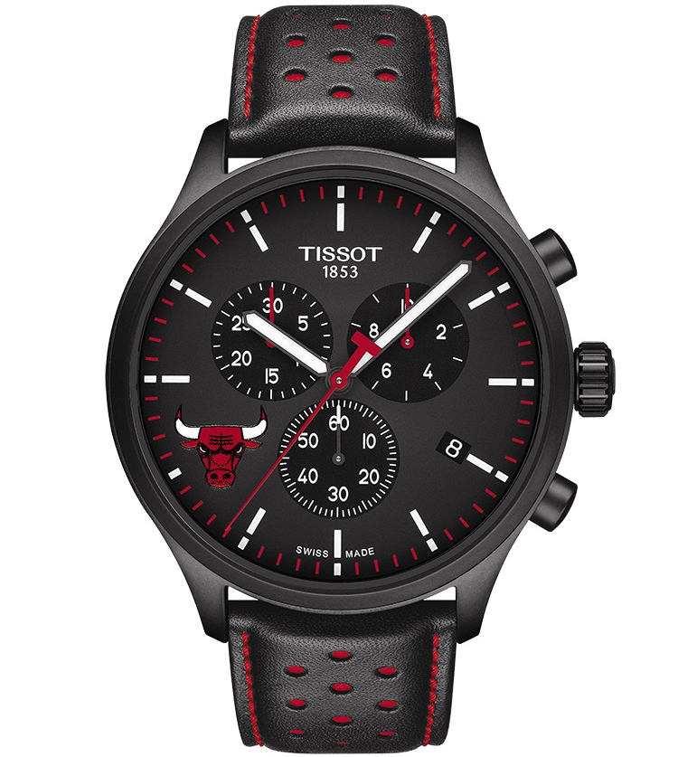 Tissot Chrono XL NBA Teams Collection – mistrzostwo w zasięgu ręki
