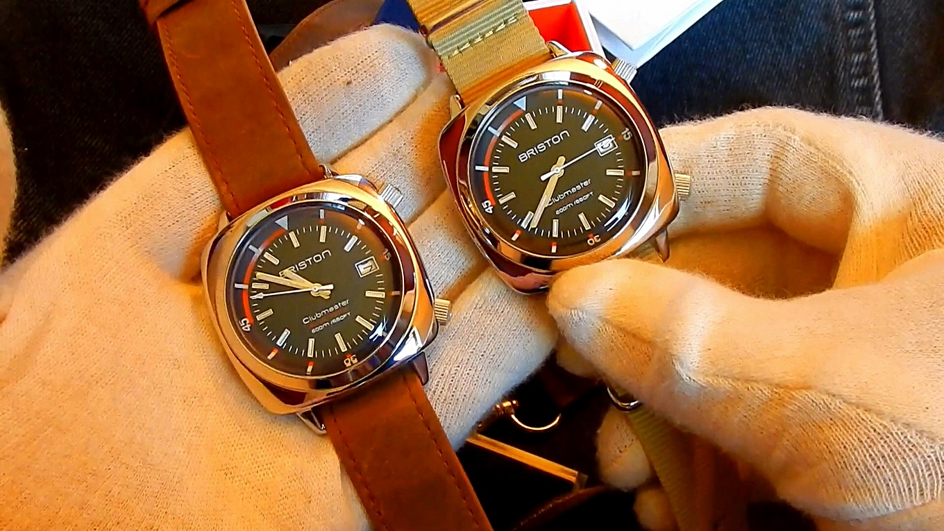 Video recenzja: BRISTON Clubmaster Diver Automatic
