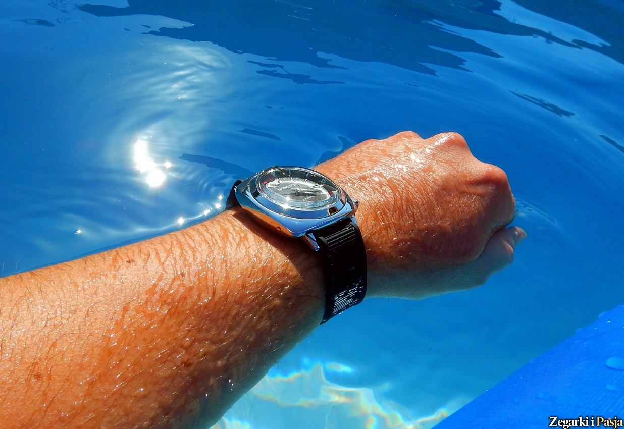Testujemy: BRISTON Clubmaster Diver Automatic