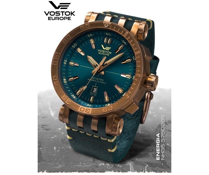 Vostok Europe – kolekcja Energia 3 Automatic